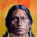 Painted Tears by John Lautermilch
