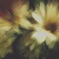 Painting Flowers by Linda Sannuti