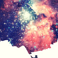 Painting The Universe Awsome Space Art Design by Philipp Rietz