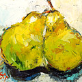 Pair Of Pears by Claire Kayser