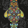 Paisley Owl by Shari Warren