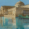 Palace Of Fine Arts by Childe Hassam