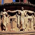 Palace Of Fine Arts Maidens Three by Don Struke