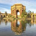 Palace Of Fine Arts - San Francisco by Tony Crehan