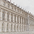 Palace Of Versailles by Amanda Barcon