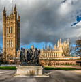 Palace Of Westminster by Adrian Evans