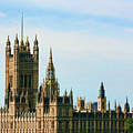 Palace Of Westminster by Photopoint Art