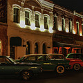 Palace Saloon Parking  by Timothy Cummiskey