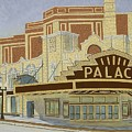 Palace Theatre by David Hinchen