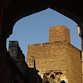 Palace Through The Arch by Sujith Gopinath