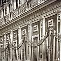 Palacio De San Telmo Facade by Joan Carroll
