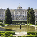 Palacio Real De Madrid by Ross G Strachan