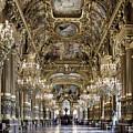 Palais Garnier Grand Foyer by Alan Toepfer