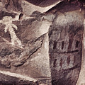 Palatki Pictographs8 Des by Theo O'Connor