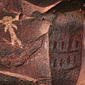 Palatki Pictographs8 Txt by Theo O'Connor