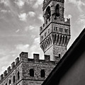 Palazzo Vecchio Tower by Mick Burkey