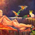 Pale By Comparison by Valerie Aune