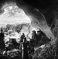 Palestine: Cave Dwelling by Granger