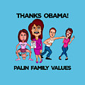 Palin Family Values by Sean Corcoran