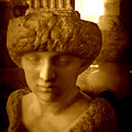 Pallas Au Parthenon by Susie Weaver