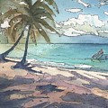 Palm Cove by Robynne Hardison