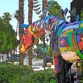 Palm Desert Coda by Lisa Dunn