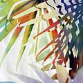 Palm Patterns 2 by Nancy Charbeneau