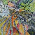 Palm Springs Cacti Garden by Joanne Smoley