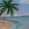 Palm Tree by Dottie Briggs