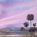 Palm Trees by Asha Sudhaker Shenoy