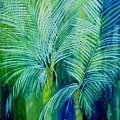 Palm Trees by Maritza Bermudez