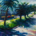 Palm Trees by Rick Nederlof