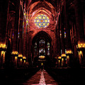 Palma De Mallorca Cathedral - Colours Of Faith 2 by Andrea Mazzocchetti