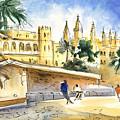 Palma De Mallorca Cathedral by Miki De Goodaboom