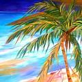 Palma Tropical II by Maritza Bermudez