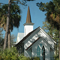 Palmetto Bluff Chapel by Jerry Griffin