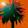 Palms 5 by Pamela Cooper