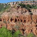 Palo Duro Canyon Amarillo Texas by Linda Hardin