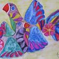 Palomas - Gifted by Judith Espinoza