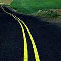 Palouse Back Road by Jim Corwin