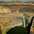 Palouse Falls by Albert Seger