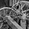 Palouse Farm Wheels 3156 by Bob Neiman