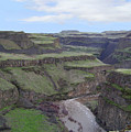 Palouse River Canyon by Charles Robinson