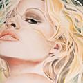 Pamela Anderson by Zilah Kane