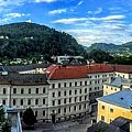 Pamramic Of Salzburg  by Hannah Tucker