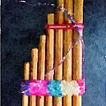 Pan Flute by Shannon Grissom