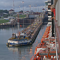 Panama Canal by Heather Coen