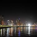 Panama City Night by William Arenas