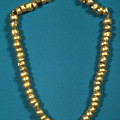 Panama: Gold Beads, C1000 by Granger