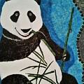 Panda by Jasna Gopic